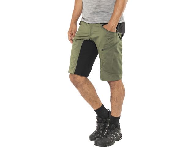 Lundhags Makke Shorts Herr forest green